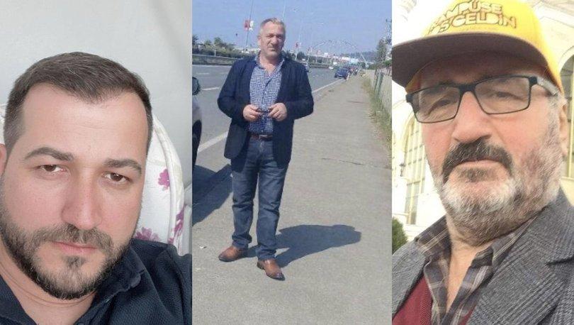 Trabzon'da akrabalar arasında silahlı kavga: 3 ölü