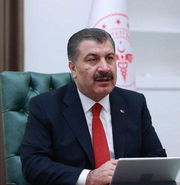 Sağlık Bakanı Fahrettin Koca, toplam yapılan aşı dozu sayısının 71 milyonu geçtiğini açıkladı