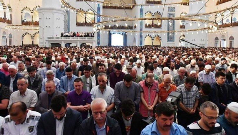 Cuma namazı saat kaçta kılınacak? 30 Temmuz 2021 İstanbul, Ankara, İzmir cuma namazı saatleri