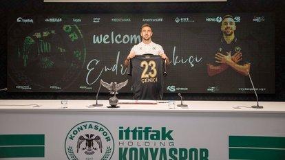 Endri Çekiçi, Konyaspor'da