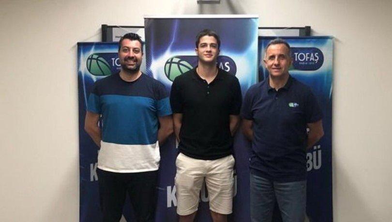 TOFAŞ, altyapı oyuncusu Ömer Ege Peksarı ile sözleşme imzaladı
