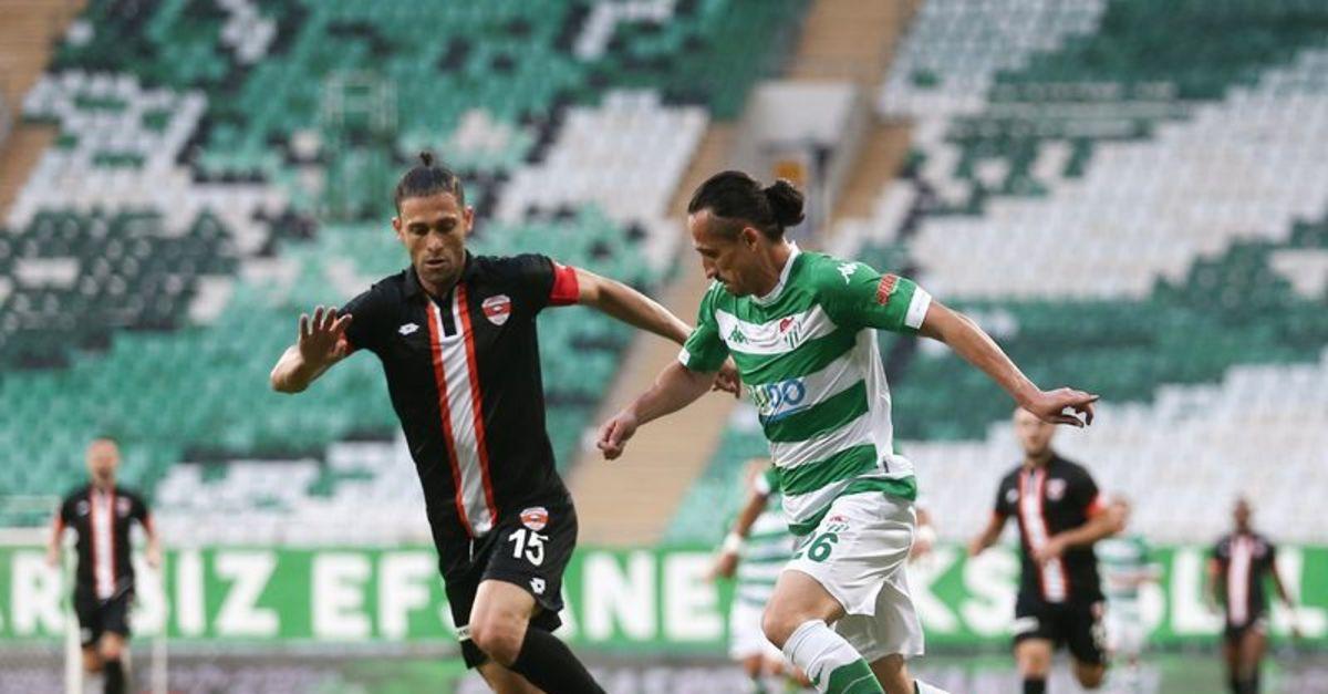 Bursaspor, Serdar Özkan'la anlaştı