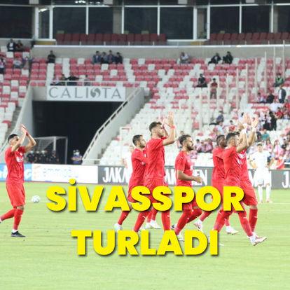 Sivasspor turladı!