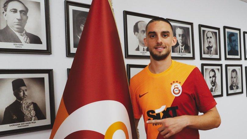 Galatasaray Berkan Kutlu transferini resmen açıkladı!