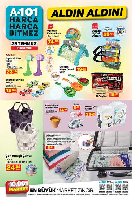 A101 BİM aktüel ürünler kataloğu! A101 BİM 29-30 Temmuz aktüel kataloğu! İşte tüm liste