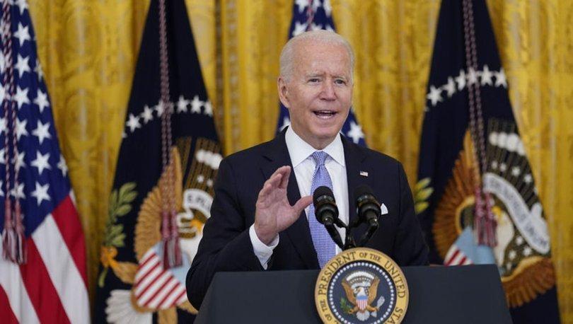 SON DAKİKA: ABD Başkanı Biden'dan aşı zorunluluğu açıklaması! Pentagon'dan aşı şartı