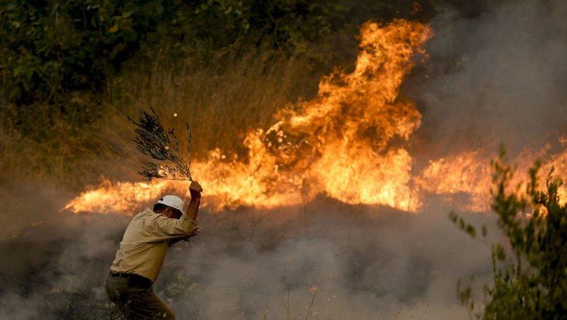 ÇOK KÖTÜ... Son dakika hava durumu : Yangınla boğuşan Akdeniz için Meteoroloji'den korkutan tahmin