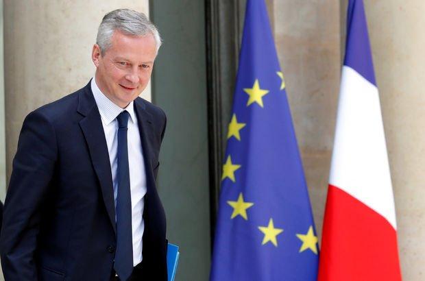 Fransa Maliye Bakanı'ndan casus yazılım açıklaması
