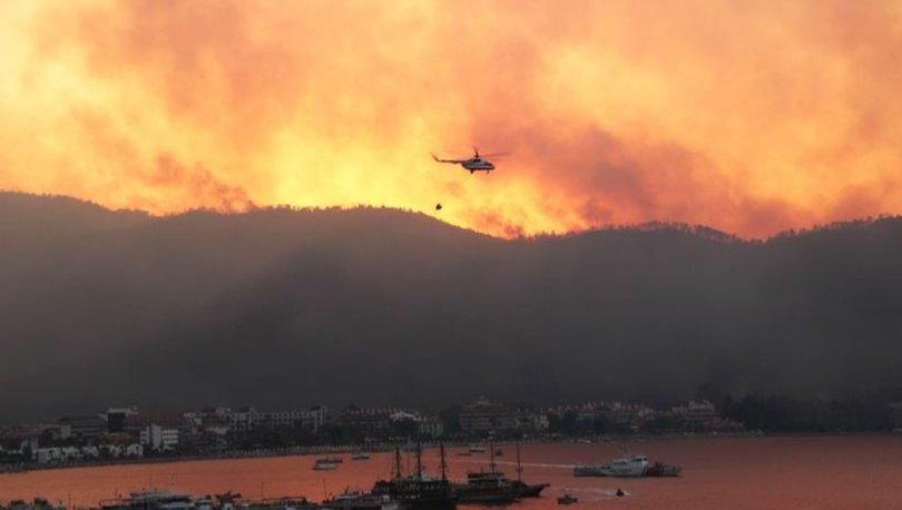 Türkiye yanıyor! 4 bakandan ortak açıklama