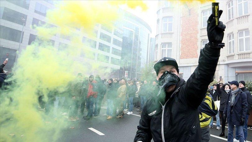 SON DAKİKA: Belçika'da aşırı sağ