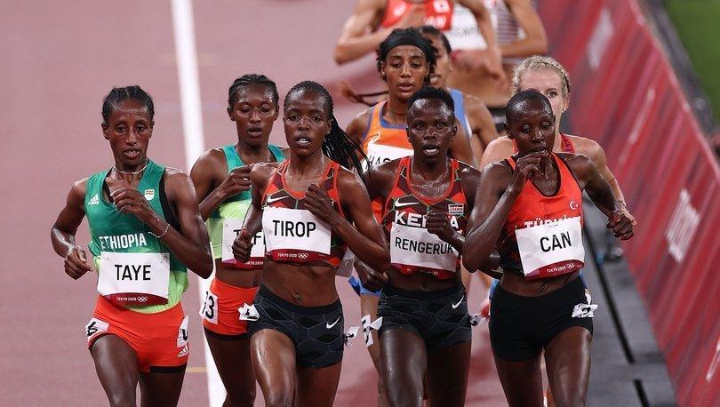 Yasemin Can 5000 metrede finale kaldı