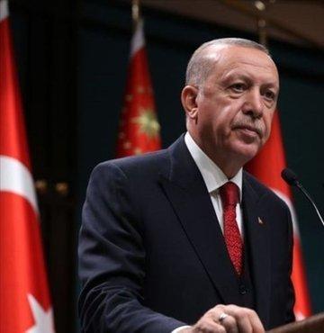 Cumhurbaşkanı Erdoğan'dan Tunus görüşmeleri