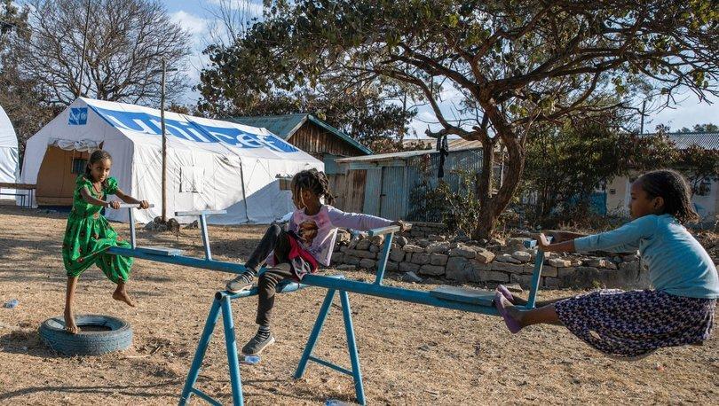 BM: Tigray'da 5,2 milyon insan hayat kurtarıcı insani yardıma muhtaç