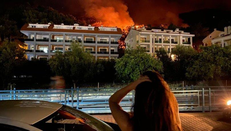 YANIYORUZ... Son dakika: 14 noktada yangın! Antalya Manavgat orman yangını devam ediyor mu?