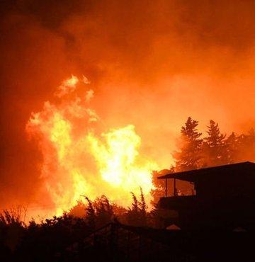 Yangınlarda son durum nedir?