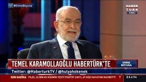 Karamollaoğlu: Bütün partilerle görüşmek istiyoruz