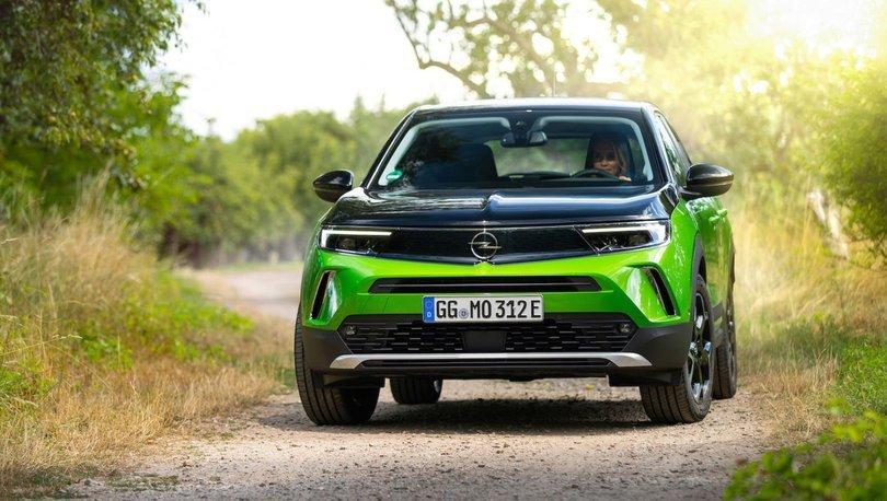 Opel Avrupa'da sadece elektrikli otomobil satacak