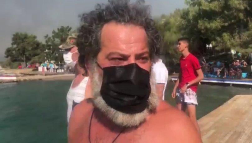 Oyuncu Burak Demir de turistlere yardım etmiş! - Magazin haberleri