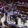 İtalyan meclisinde arbede