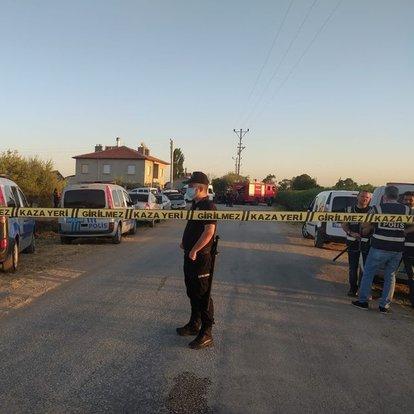 Konya'daki katliamda 10 gözaltı!