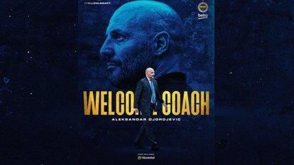 Fenerbahçe Beko'nun yeni hocası açıklandı!