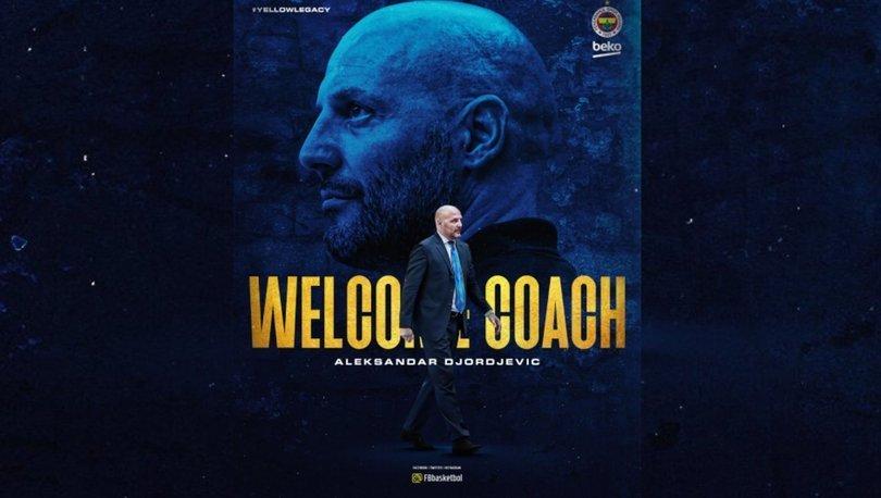 Fenerbahçe Beko'nun yeni başantrenörü açıklandı!