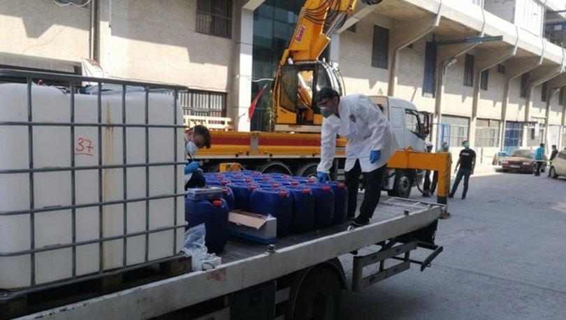 İstanbul Başakşehir'de büyük uyuşturucu operasyonu! Tam 3 ton kimyasal madde ele geçirildi - Haberler