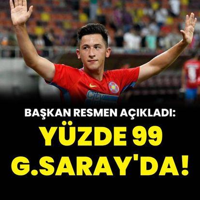 """""""Morutan %99 Galatasaray'da"""""""
