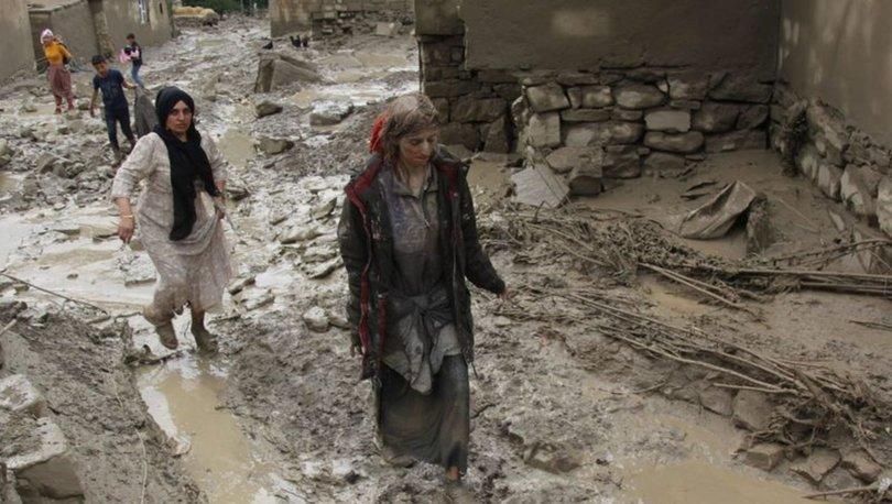 Van Başkale Son Dakika: Van Başkale'de sel felaketi!