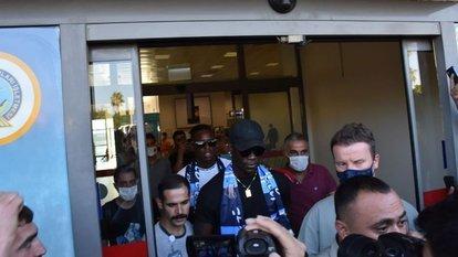 Balotelli'ye çılgın karşılama