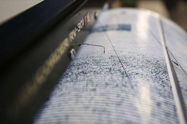 Datça'da 4.5 büyüklüğünde deprem!