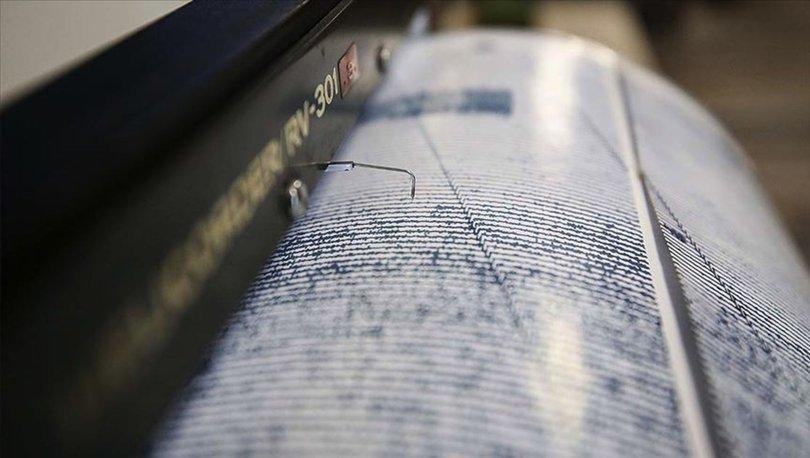 Son dakika haberi Datça'da 4.5 büyüklüğünde deprem!