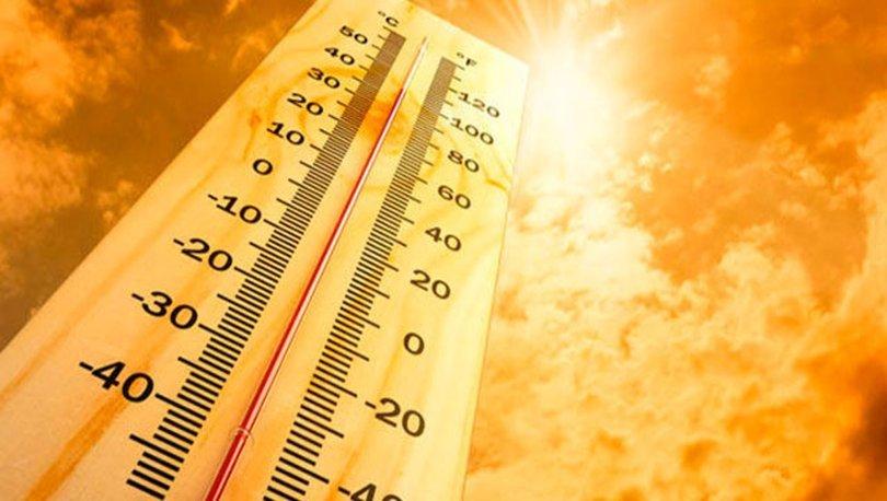 Hava durumu son dakika: Kuzeyde yağmur güneyde yüksek sıcak - Meteoroloji