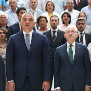 Bakan Ersoy'dan Kılıçdaroğlu'na tepki