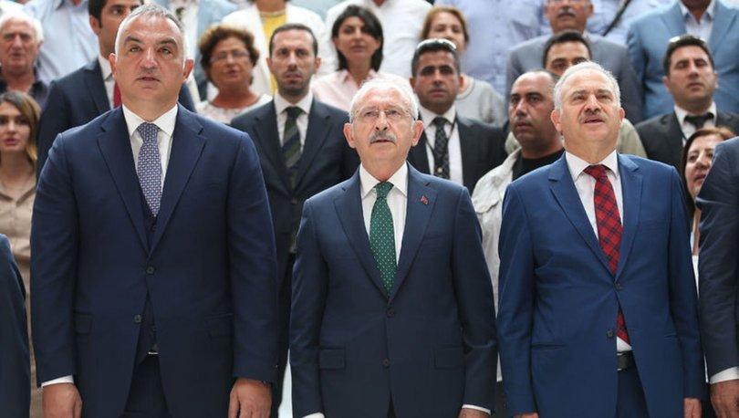 Son dakika: Kılıçdaroğlu'nun 'ormanlarda yapılaşma' açıklamasına Bakan Ersoy'dan tepki