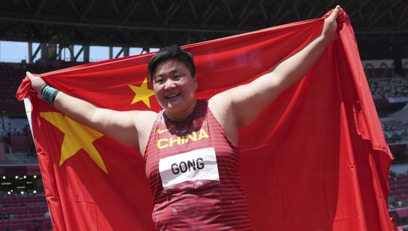 Lijiao Gong altın madalya kazandı