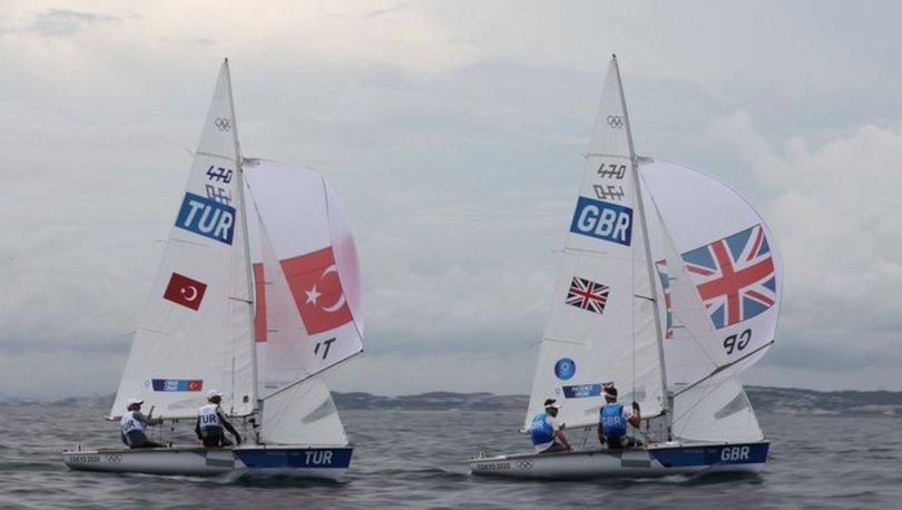 Yelkende sporcularımızın mücadelesi devam ediyor