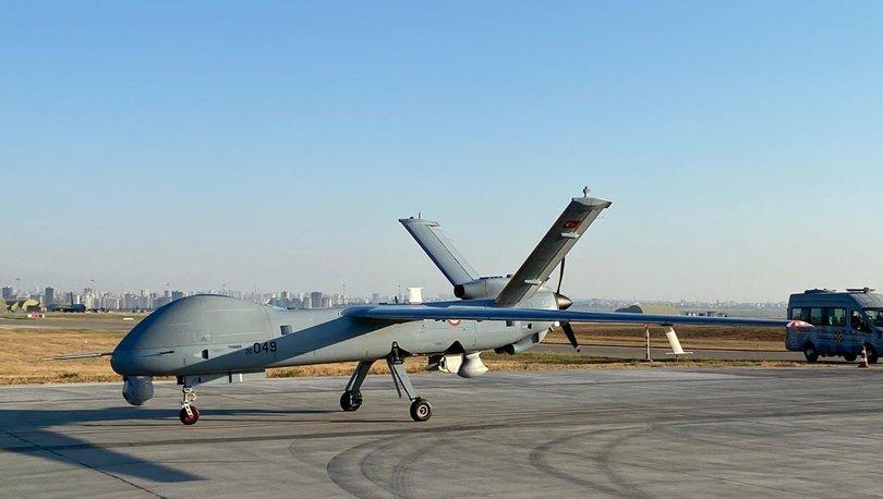 Hava Kuvvetleri Komutanlığına iki ANKA-SİHA daha teslim edildi