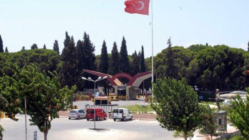 SON DAKİKA: İzmir'de kışlaya yönelik