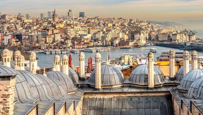 Konutların yüzde 20'si İstanbul'da satıldı