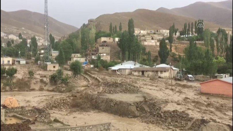 SON DAKİKA: Van'da ikinci sel felaketi! - Haberler