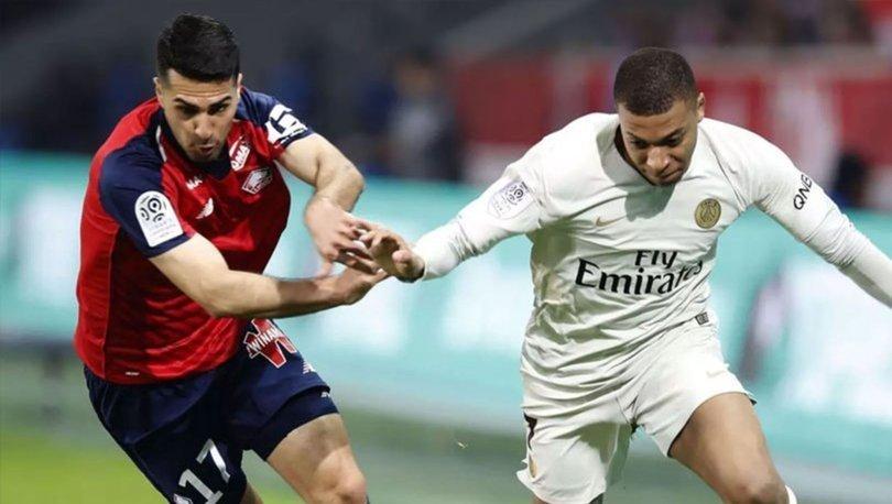 Lille PSG maçı ne zaman, saat kaçta? Fransa Süper Kupa maçı Lille PSG hangi kanalda yayınlanacak?