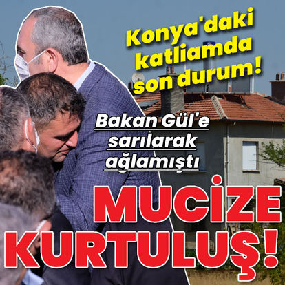 Konya'daki katliamda son durum!