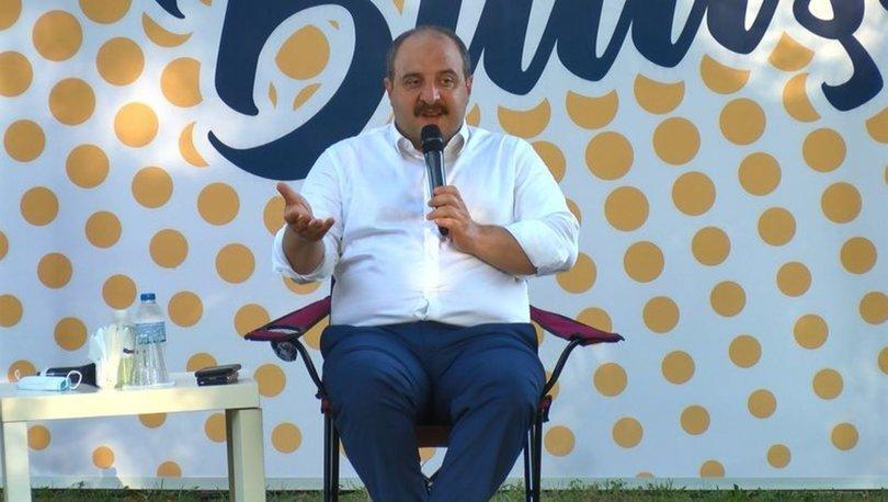 Sanayi ve Teknoloji Bakanı Varank'tan yerli aşı çalışması açıklaması
