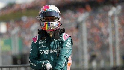 Vettel diskalifiye edildi
