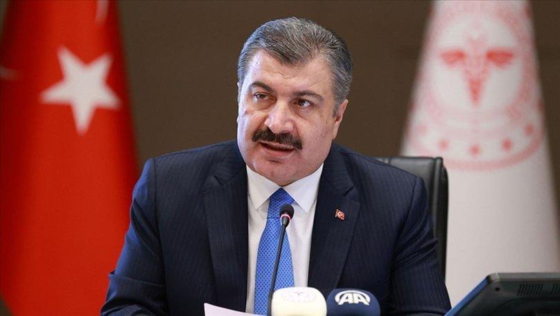 Sağlık Bakanı Koca, Covid-19 tedavisi gören bir hastanın görüntüsünü paylaştı