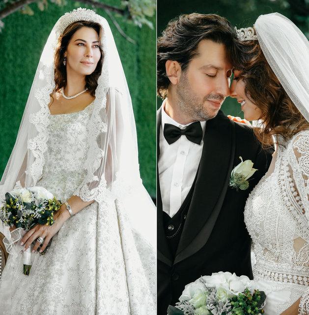 Şenay Akay ile Tarık Soner evlendi! İlk işi bu oldu - Magazin haberleri