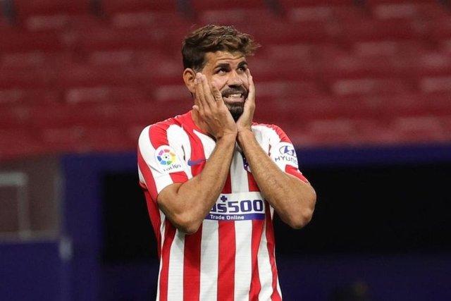 Beşiktaş'ta son dakika! Şimdi gözler Diego Costa'da!