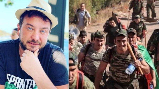 Onur Büyüktopçu isyan etti: Yeter artık, delirttiniz adamı! - Magazin haberleri