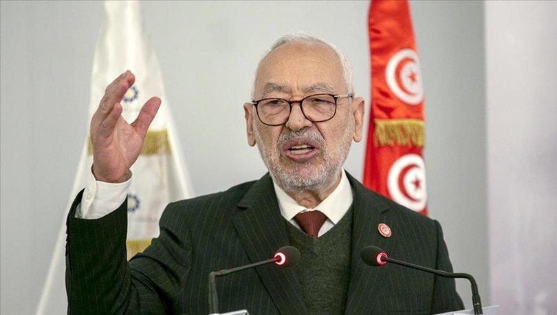 Tunus Meclis Başkanı ve Nahda lideri Gannuşi, askeri hastaneye kaldırıldı